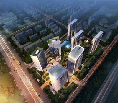 中建商务广场项目